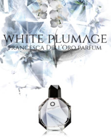 Francesca Dell'Oro White Plumage