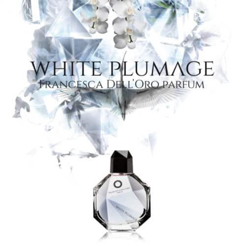 Francesca Dell'Oro White Plumage