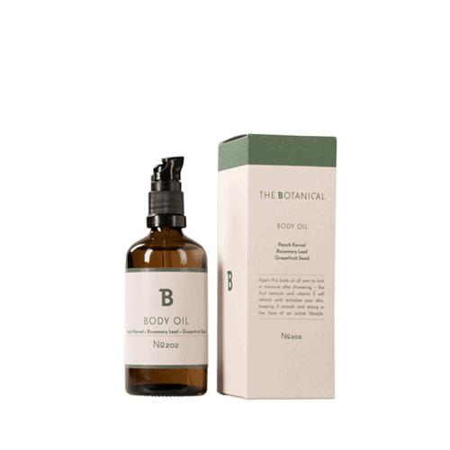 The Botanical Body Oil