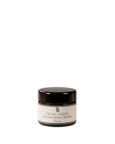 The Botanical Facial Cream