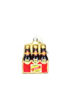 Weihnachtsdeko Bier-Sixpack