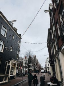 1 Tag in Amsterdam