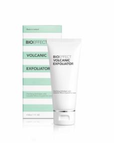 BioEffect Volcanic Exfoliator Gesichtspeeling für reine Haut