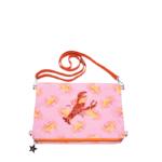 Cute Stuff Umhängetasche in Rosa mit Hummerapplikation