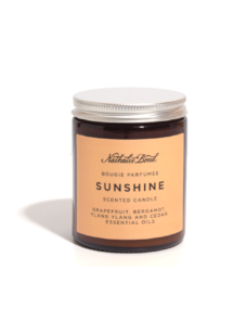 Nathalie Bond Duftkerze Sunshine Grapefruit
