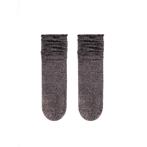 Too Hot To Hide Socken Brilliant Fabsi Glitzer