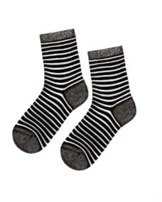 Too Hot To Hide Socken Fancy Linda Schwarz