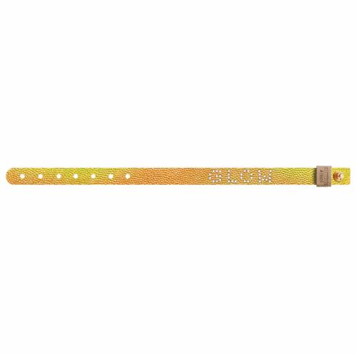 """Sorbet Bracelets Lederarmband """"Metallic Candy"""""""