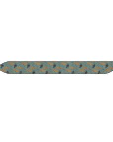 "Sorbet Bracelets Seidenarmband ""Leopard"""